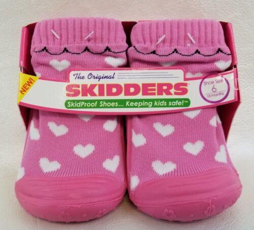 Skidders Original Shoes Skid Grip Proof Baby Toddlers 3 Varieties Sizes NEW