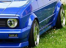 VW Golf Rabbit MK1 Cabrio Euro Headlight Hood Trim Grill Spoiler Eyelid Eyebrow