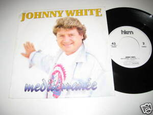 "7"" Single/JOHNNY WHITE/MEDITERRANEE /hkm 146188-7"