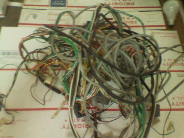 San Francisco Rush Arcade Wire Harness