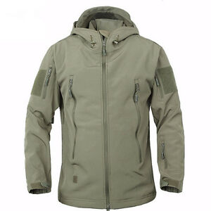 Outdoor-TAD-Hunting-Softshell-Military-Tactical-Jacket-Men-Waterproof-Army-HOT