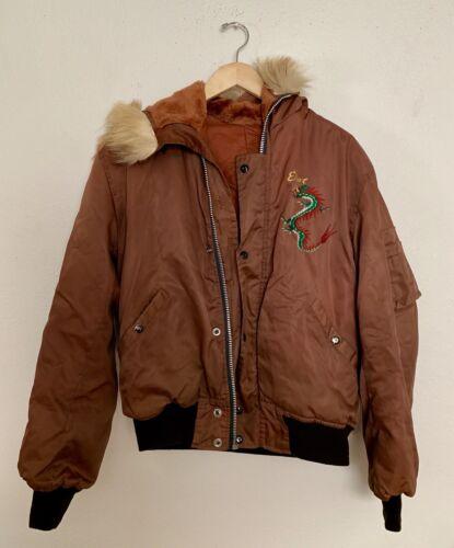 vintage japanese souvenir jacket