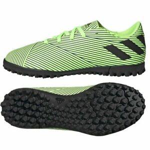 Adidas Nemeziz TF J FV3314 Scarpa Calcio/Football Uomo Verde NUOVA COLLEZIONE