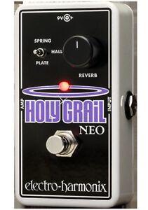 electro harmonix holy grail neo reverb pedal w power supply ehx 683274011615 ebay. Black Bedroom Furniture Sets. Home Design Ideas