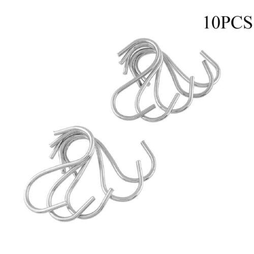 Holder Organizer Home Kitchen S Shaped Hook Clasps Hooks Storage Rack Hanger
