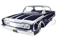 1960 Ford Starliner Purple outlaws 1/26 Diecast Model Car By Maisto 31038