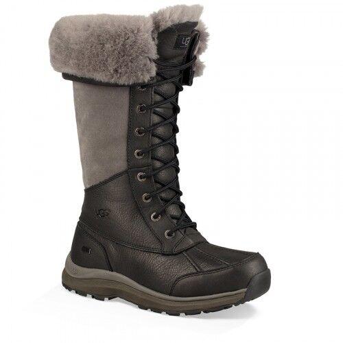 Womens/' ADIRONDACK BOOT TALL III-Black *NEW* 1095142-BLK