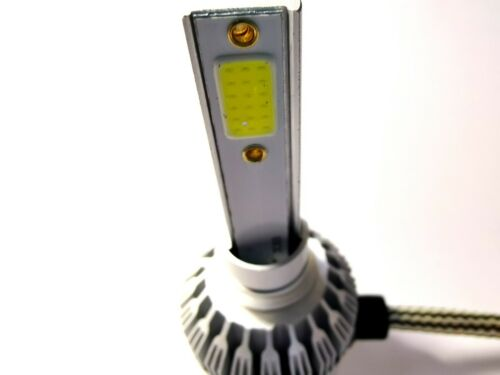 Honda Civic 2001-2003 2x H1 Kit de Coche Bombillas LED Faros Niebla Blanco Puro 6500K