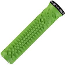 Lizard Skins Danny Macaskill Lock-On MTB Mountain Bike MTB Grips - Lime Green