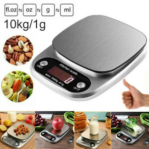 10kg-Kitchen-Scales-Food-Baking-Weight-Digital-LCD-Electronic-Weighing-Scale