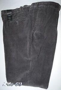 7e003a40888d95 Caricamento dell'immagine in corso Pantalone-uomo-TAGLIE-FORTI-taglia-63- classico-velluto-