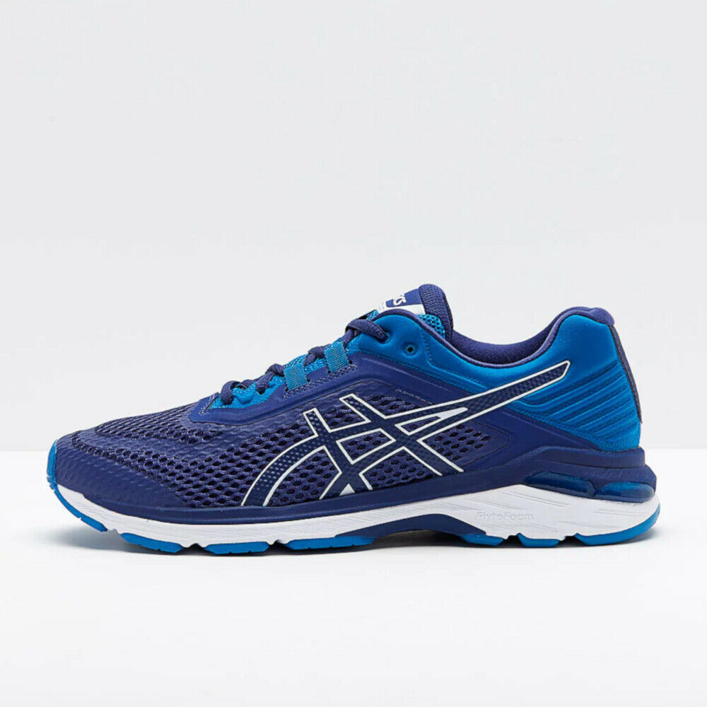 ASICS GEL GT 2000 6 MENS SUPPORT RUNNING FITNESS GYM TRAINERS SHOES