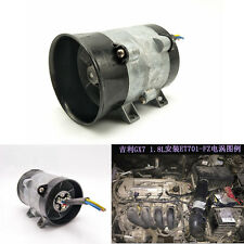 Car SUV Electric Turbine Power Turbo Charger Air Intake Fan With ESC40A Airplane