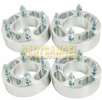 (4) | 1.5 | 4x110 Atv Wheel Spacers For Yamaha Rhino Kawasaki Suzuki Honda Utv