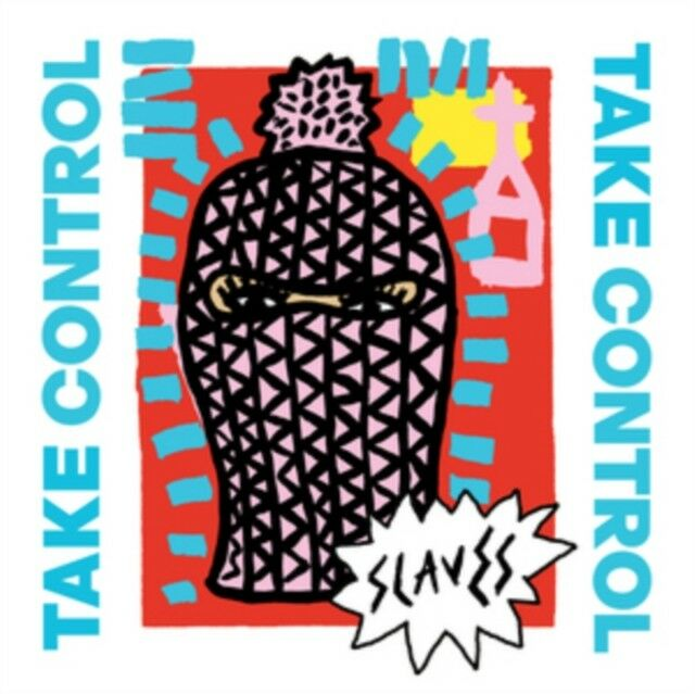 Slaves - Take Control / We Are The Inglaterra Nuevo 17.8cm