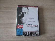 Robert De Niro: 3-DVD-Sammlung: Kap Der Angst + Casino + Der Gute Hirte