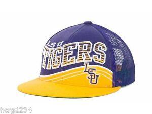LSU Tigers TOW Electric Slide NCAA Adjustable Snapback Cap Hat