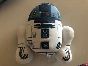 Men/'s Disney Star Wars Official Slippers Yoda Chewbacca R2D2 R2-D2 6 7 8 9 10 11