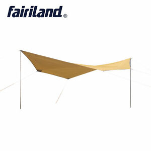 Medium-size-Waterproof-Hammock-Rain-Fly-Tent-Tarp-Footprint-Camping-Shelter