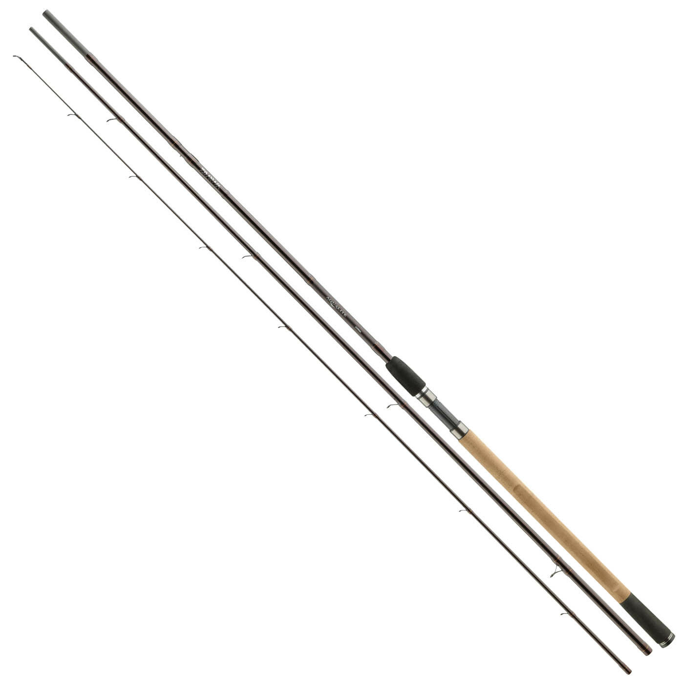 Daiwa Aqualite Power Match, 13.78ft, 3 parts, 14 guides, Match rod 11784-425
