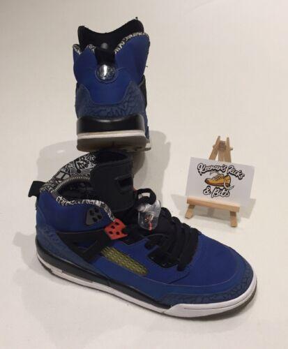 Bleu Uk Spizike Unisexe Nike Jordan 6 Knicks Basket Gs Air Ruban x7wxS