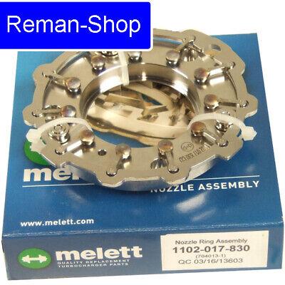 Genuine Melett Turbo VNT Nozzle Ring GTB2056VK E300 E350 ML320 CDI JEEP VOLVO