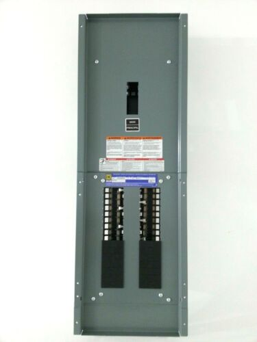Square D Panel Interior 100 Amp Rated For Power Pact Q Ser Main Breaker