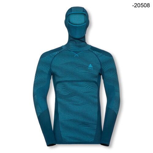 Odlo Herren Funktionsshirt Langarmshirt Performance Blackcomb Facemask Farbwahl