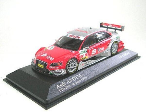 Audi a 4 no 18 m. m. m. Rockenfeller DTM 2008 81d886