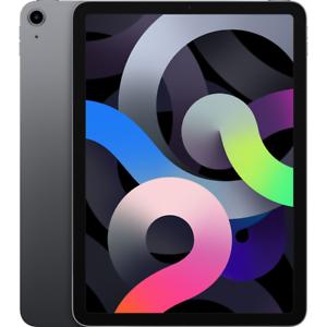 "Apple iPad Air 4th Generation 10.9"" 64GB Storage WiFi Only, Space Gray MYFM2LL/A"