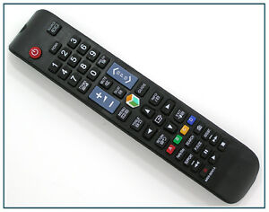 Ersatz-Fernbedienung-fuer-Samsung-AA59-00581A-Fernseher-3D-TV-Remote-Control-Neu