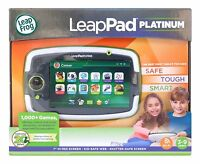 Leappad Platinum Green Learning Tablet System Leap Pad Leap Frog 7 Screen