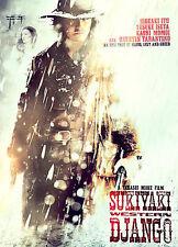 Sukiyaki Western Django (DVD, 2008, Steelbook Packaging - Gunslinger Cover)