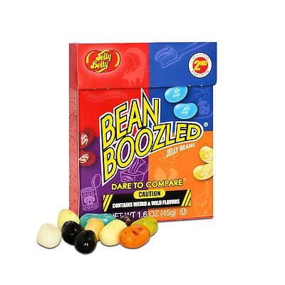 Jelly Belly Bean Boozled Halloween Ekel Böse Harry Potter Bertie Botts limitiert