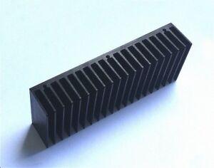 full aluminum heat sink power amplifier heatsink 160mm 62mm 32mm ebay. Black Bedroom Furniture Sets. Home Design Ideas