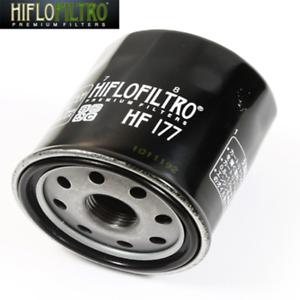 Details about Oil Filter - Black For 2003 Buell XB9S Lightning~Hiflofiltro  HF177