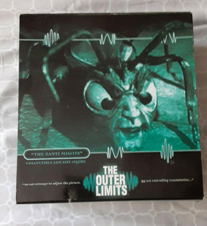 The Outer Limits Sideshow Zanti Regent Figure Ultra Rare! Sci-fi Horror Monsters on eBay thumbnail