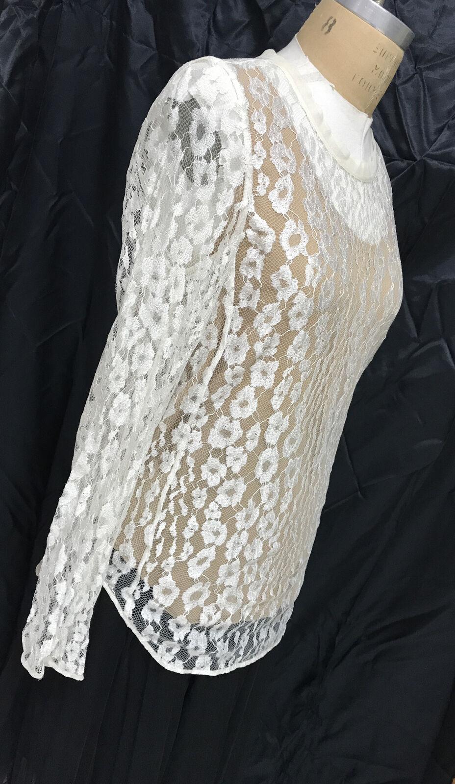 Lace Blouse - image 5