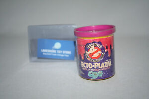 Vintage-Real-Ghostbusters-ECTO-PLAZM-sealed-can-cracked-dried-slime-Kenner