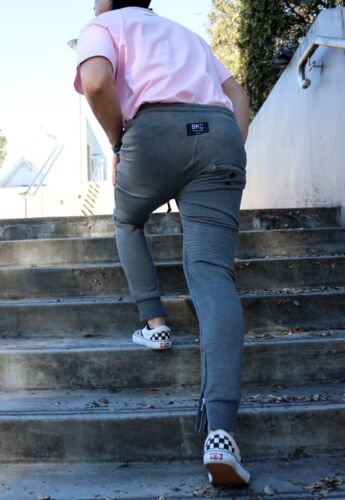 M Size S NEW Men/'s Grey Essential Joggers L and XL