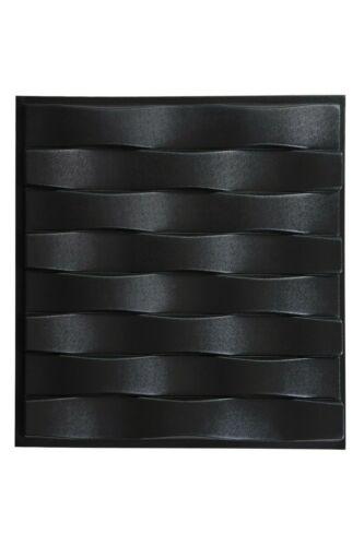 Panel de pared decorativo 3D paralela Plástico ABS Molde Molde yeso yeso Bricolaje baldosas