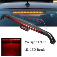 36 red led suv car rear window mount roofline brake tail stop item 5 universal 28 led car third 3rd rear tail light high mount stop brake lamp red dc universal 28 led car third 3rd rear tail light high mount stop aloadofball Image collections