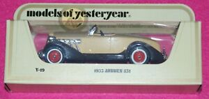 Matchbox Lesney Models Of Yesteryear Y25 Renault 1910 Type AG A8 LE Tunnocks