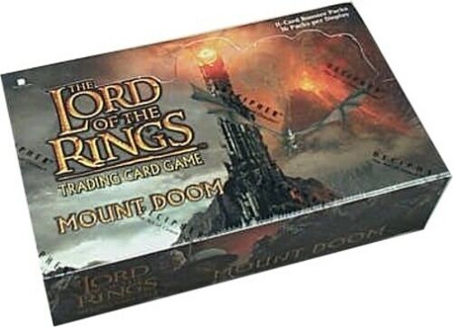 Mount Doom Booster Box Lord of the Rings