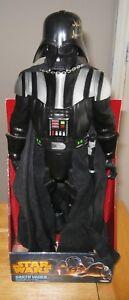 Dave-Prowse-hand-signed-Darth-Vader-Star-Wars-Jakks-Figure-COA-photo-proof