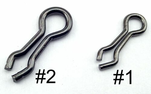 Large Big eye swivels Lead making multi pack All loop styles HLS Lead loops