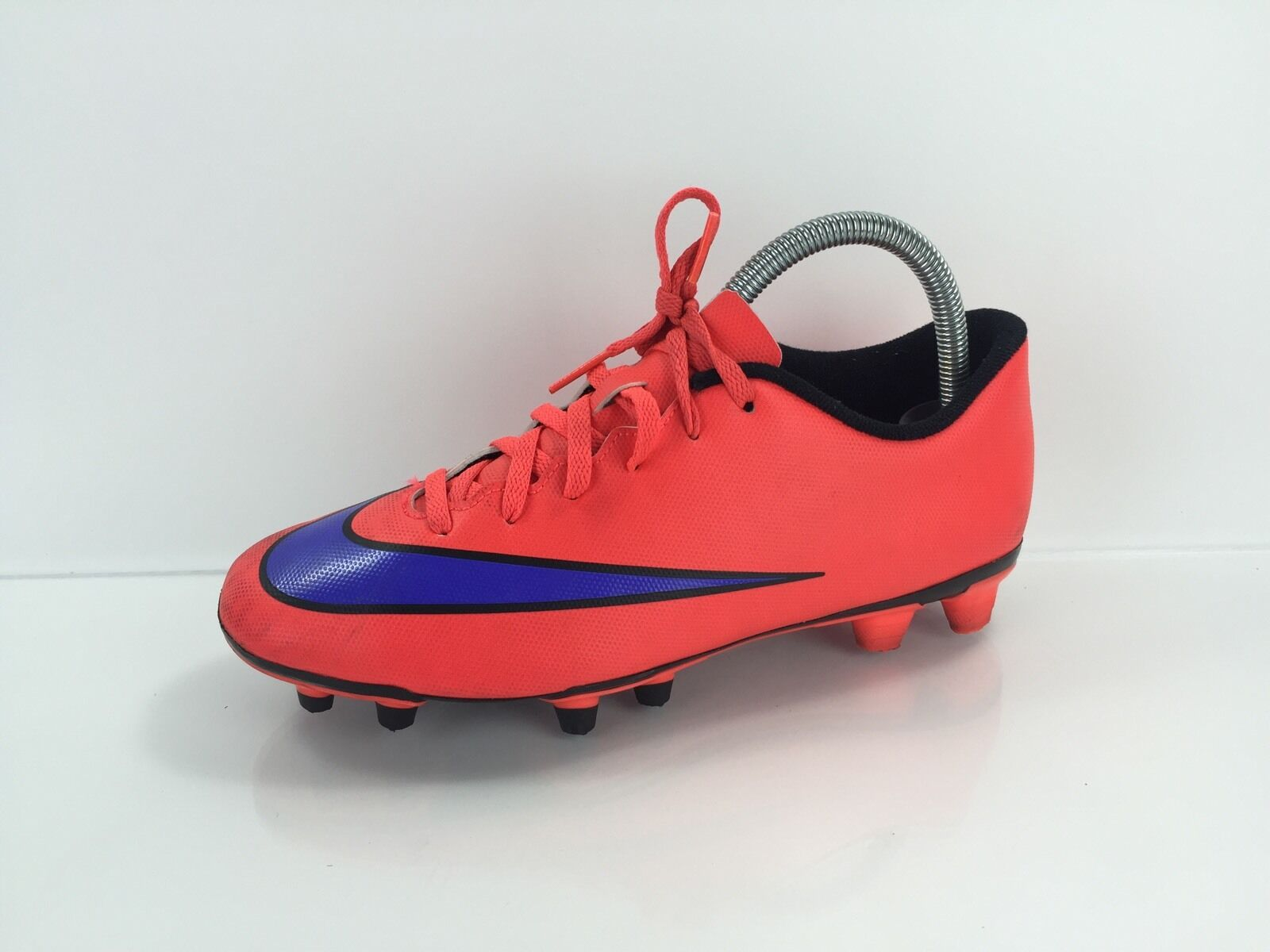 New shoes for men and women, limited time discount Nike Mercurial Mens Red Cleats 7