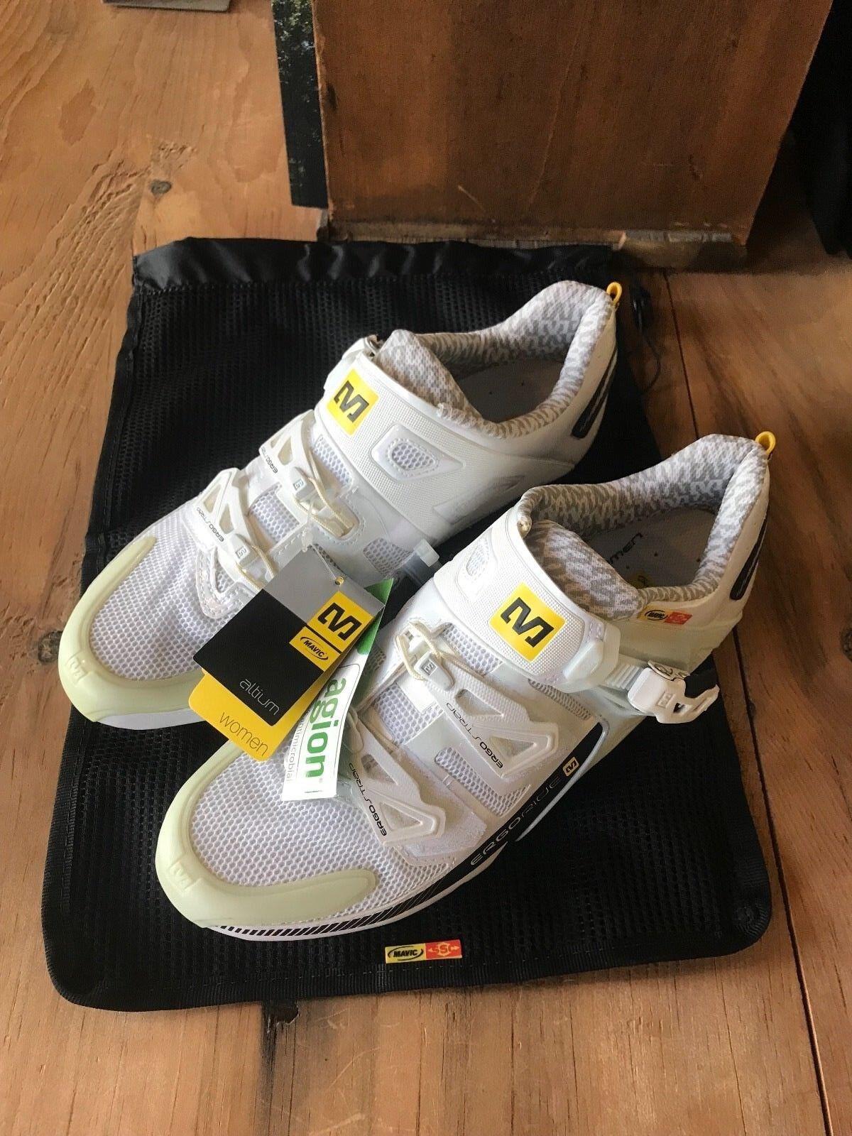 Mavic Zxenon Women's Road Cycling shoes Size US6,  3