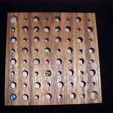 Marble Tour Puzzle - wood brain teaser - dexterity & focus