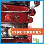 Fire Trucks by Maria T Schmidt (Hardback, 2012)